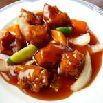 中国料理 頂香 - 酢豚