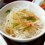 中国料理 頂香 - サラダ