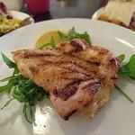 レオンビアンコ - 鶏モモ肉のソテー