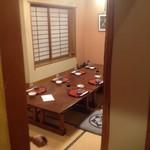 乃池 - 2階座敷席