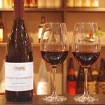 地鳥料理 万徳 別亭 安東 - ワイン、シャンパン全15種類