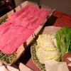 肉匠 一鉄 - 料理写真:名産飛騨牛しゃぶしゃぶ(梅)(3,800円)