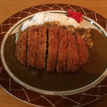 芙蓉 - 料理写真:カツカレーセット=980円 コーヒー付