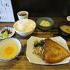 レストラン おづ  - 料理写真:カジキてりやき 定食 680円 ※火・木は生卵サービスデー