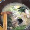 花のや - 料理写真:特製山海ラーメン(塩)950円
