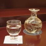 日本料理 木の花 - 豊盃(特別純米酒)