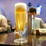 ダバ インディア - ランチビール