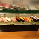 奴寿司 - お決まり 特上