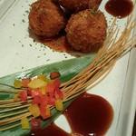 うおっとり - 明太チーズ コロッケ ボール