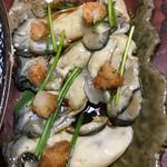 多幸八寿司 - 酢牡蠣