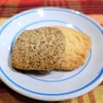 HOOD by Vargas - クッキー プレーンとココナッツ
