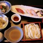 60179246 - 生牡蠣握り寿司セット