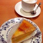 ドトールコーヒーショップ - ケーキセット