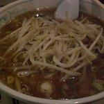 ブルートレイン - 湯川(もやし)醤油 640円