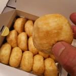 金龍山浅草餅本舗 - 小振りなあげまんじゅうは、1個じゃ満足しません!