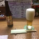 60180683 - 瓶ビール 小瓶