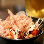 大阪ミナミのたこいち - たこ焼きセット
