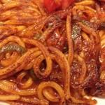 名古屋食堂 コーリーズ - 焼きあんかけナポリタン