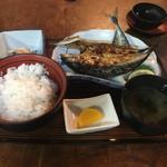 富田屋 - 焼き魚定食