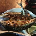 富田屋 - 秋刀魚 アジ