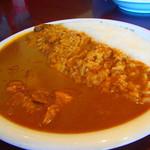 CoCo壱番屋 - 料理写真:ビーフカレー500グラム辛さ普通