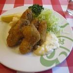 ヨシカミ - 牡蠣フライ