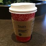 タリーズコーヒー - Drip Coffeeのtallサイズ。       税込370円。       うまし。