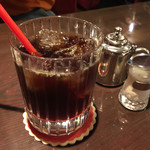 御多福珈琲 - アイスコーヒー  500円
