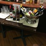 60189320 - ワイン 焼酎コーナー