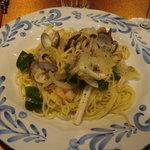 6019153 - ペスカトーレ・ビアンコ;魚介のスパゲティ<2010.12
