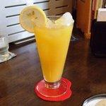 タンパ - オレンジジュース