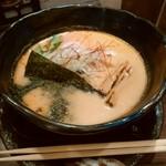 近松 - 濃厚なスープがいい!
