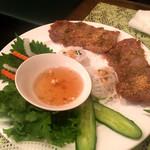 ベトナム料理専門店 サイゴン キムタン - 豚焼き肉ライスペーパー巻き