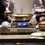 個室 海鮮 居酒屋 東北商店 - 鍋のセット