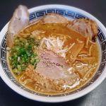 ラーメン五歩  - 肉だしラーメン(みそチャーシュー)950円