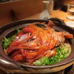 鈴しろ - 【再訪2】金目鯛の炊き込み御飯