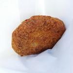 肉のたかさご - ロイヤルメンチ¥350-