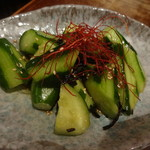 Gottsui - 塩ポンきゅうり