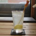 江の島77 - 自家製 生塩レモンサワー