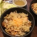 とりビアー - 親子丼
