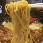 花丸軒 - 中細ストレート麺