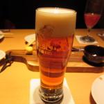 YEBISU BAR - 琥珀ヱビス 567円