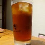 旬彩 しんすけ - ウーロン茶
