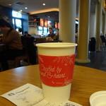 スターバックスコーヒー - ドリップコーヒー(トール)(345円)