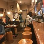麺屋 とみ吉 - 店内