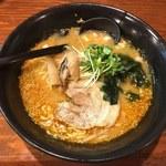 麺屋 とみ吉 - 北海道味噌らーめん