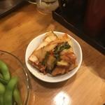 かしら焼き&もつ鍋金太郎 - キムチ