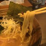 びし屋 - ちょい太ストレート麺