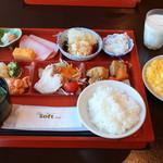 ホテル松本楼 - 料理写真:
