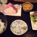 """梅蔵 - これで海鮮""""丼"""""""